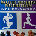 Multi sports Nutrition Perpignan vend des protéines dédiées aux femmes