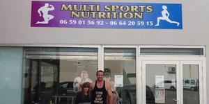 MultiSports Nutrition Perpignan boutique dédiée aux compléments alimentaires et à la nutrition sportive ouvre en horaires d'été.