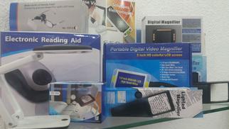 Opticien à domicile Perpignan Opticadom 66 propose des solutions pour basse vision en magasin et à votre domicile.(® networld-Gontier)