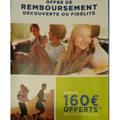 Opticien Bressac Perpignan Krys annonce une offre de remboursement Lentilles à découvrir en magasin en centre-ville.
