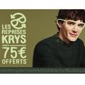 Opticien Perpignan Bressac Krys reprend vos lunettes optiques et solaires dans le cadres de l'offre Reprises jusqu'au 28 janvier 2018.