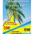Optique Saint Martin Perpignan propose des forfaits Solaires à partir de 39 euros .