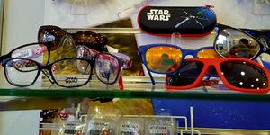 Optique Saint Martin Perpignan vend des lunettes Star Wars enfants