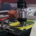 Oxygène Le Soler propose du matériel reconstructible de cigarettes électroniques.(® networld-david gontier)