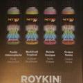 Oxygène Le Soler propose les e-liquides Nitro-VG de Roykin.(® oxygene)