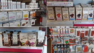 Party Cakes 66 vend des articles pour vos pâtisseries de Noël et pour les Fêtes de fin d'année dans son magasin de Claira près de Perpignan.(party cakes)