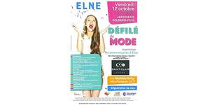 La boutique de mode Saint Clair Store annonce un défilé de mode à Elne ce vendredi 12 octobre.