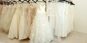 Soldes Robes de mariage Perpignan chez L'Ecrin Blanc