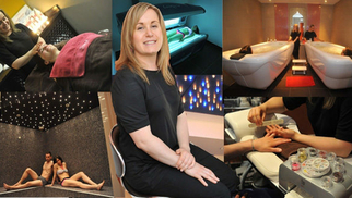 Spa Institut de Beauté Douceur de Soi Cabestany présente ses nouveautés en soins, en prestations et en cosmétiques.(® networld-stéphane Delchambre)