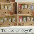 Touron bio chez Torrons Vicens Perpignan idéal pour le Sport