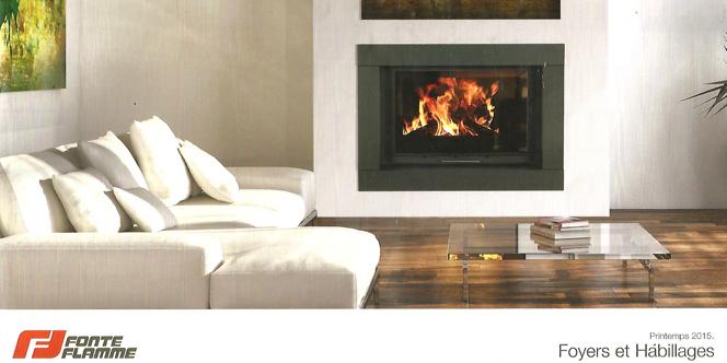 Valdivia Le Soler vend les poêles CharnWood et Fonte Flamme.