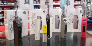 Vapot France Pollestres vend la cigarette électronique Box Aster Eleaf