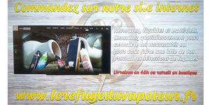 Cigarette électronique Perpignan Vente en ligne avec Oxygène qui propose son site le Refuge du vapoteur pour acheter e-liquides et matériels.