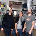 Oxygène Cabestany dédié aux cigarettes électroniques près de Perpignan est dirigé par Marie, Olivier est responsable de la boutique: vapotage, cigarettes électroniques, e-liquides (®SAAM-S.Delchambre)
