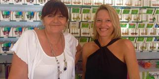 Vap et Nature Perpignan dédiée au vapotage géré par Diane Martin et Geneviève Barthélémy dans le quartier Saint Assiscle.(@networld)
