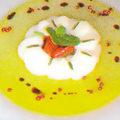 Casa Léon Collioure présente la recette du Carpaccio de Saint Jacques en huile vierge présentée par Bruno Servant.