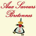 Logo de la creperie Aux Saveurs Bretonnes au centre-ville de Perpignan