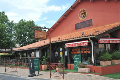 L'Auberge des Albères de Saint Genis des Fontaines présente une cuisine méditerranéenne traditionnelle ensoleillée (® networld-Stéphane Delchambre)