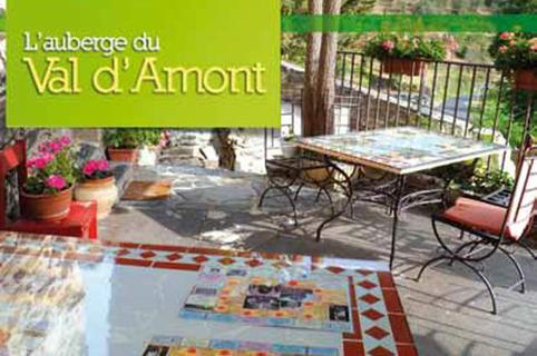 L'Auberge du Val d'Amont, restaurant traditionnel dans le village de Boule d'Amont, 40 minutes de Perpignan.