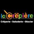Logo du restaurant La Crêpière qui propose des crêpes, galettes, salades et glaces dans la rue des Augustins de Perpignan.