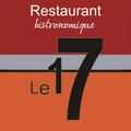 Logo du restaurant Le 17 au centre-ville de Perpignan