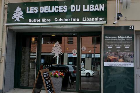 Les Délices du Liban Perpignan Restaurant libanais propose un beau choix de spécialités libanaises à déguster sur place au centre-ville ou à emporter(® NetWorld-S.Delchambre)