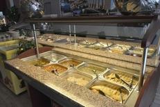 Les Délices du Liban Perpignan Restaurant libanais  propose un Buffet libre-service au centre-ville (® NetWorld-S.Delchambre)