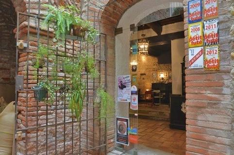 Salon de thé Les Enfants Gâtés Perpignan au centre-ville (® NetWorld-S.Delchambre)
