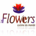 Logo du restaurant The Flowers proposant une cuisine du monde dans la ville d'Argeles